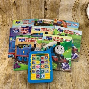 Me Reader Thomas Friends 8 Books FLAW To Book One
